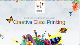 Biss Glass Printing